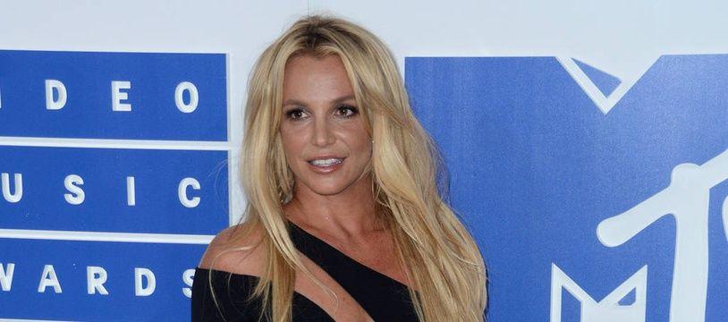 La chanteuse Britney Spears