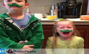 Cette maman voulait célébrer la Saint Patrick avec originalité. Mal lui en a pris.