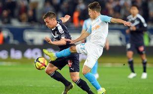 Nicolas De Préville retrouve son meilleur niveau avec les Girondins.