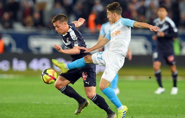 Bordeaux-OM: «Il a tout pour être influent dans notre jeu», le ressuscité De Préville offre une nouvelle victoire aux Girondins face à l'OM (2-0)
