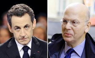 """L'affaire des enregistrements réalisés par Patrick Buisson éclabousse avant tout celui qui l'a promu dans le premier cercle du pouvoir, Nicolas Sarkozy, qui s'est laissé berné par """"un petit milicien"""", estiment jeudi de nombreux éditorialistes."""