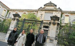 L'association des Hauts de Boutonnet veut redonner vie à la maternité.