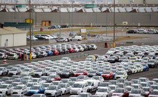 Les immatriculations de voitures neuves ont reculé de 5,2% en données brutes en France en avril sur un an pour s'établir à 157.859, selon des chiffres publiés jeudi par le Comité des constructeurs français d'automobiles (CCFA).