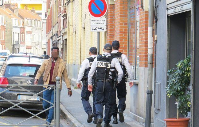 Lille: La nouvelle police de proximité se met en place dans le quartier de Fives