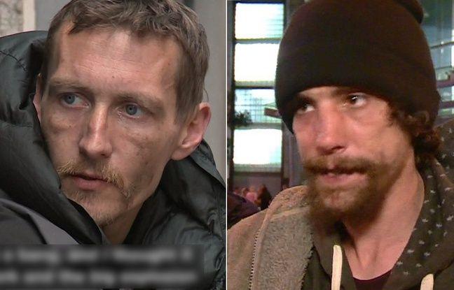 Attentat de Manchester: Stephen et Chris, deux sans-abri héros de l'Angleterre