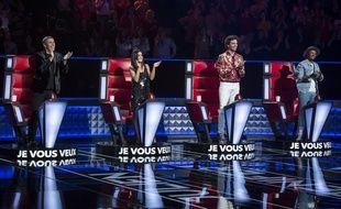 Julien Clerc, Jenifer, Mika et Soprano sont les coachs de la saison 8 de «The Voice».