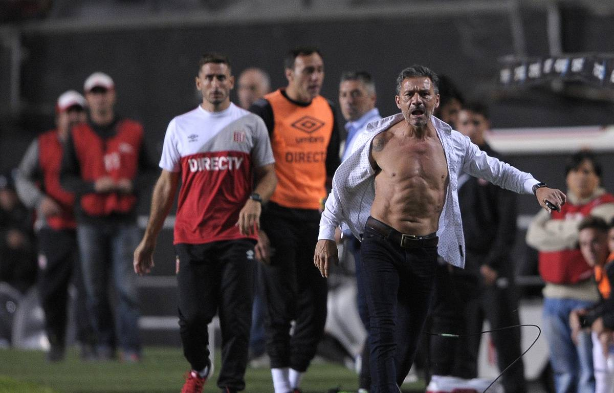 Nelson Vivas (Boas) – ALEJANDRO PAGNI / AFP