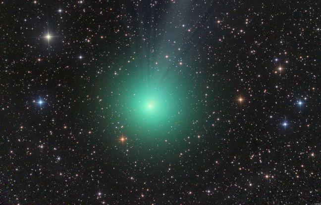 On peut observer la comète Lovejoy pour la première fois depuis plus de onze mille ans.