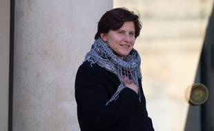 Roxana Maracineanu, la ministre des Sports, à l'Elysées le 14 novembre 2018.