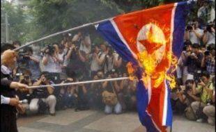 La Corée du Nord a procédé mercredi au tir d'essai de six missiles, dont un engin susceptible de frapper les côtes américaines, suscitant une vague de condamnations internationales tandis que le Conseil de sécurité des Nations unies s'apprêtait à se réunir.