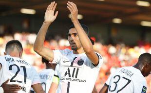 Ce dimanche, le LOSC et le PSG s'affrontent pour le Trophée des Champions. Crédits : PSG.fr
