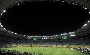 Construit pour la Coupe du monde 1950 remportée par l'Uruguay, au grand dam de tout un peuple, le Maracana a fait l'objet d'une rénovation complète afin d'être prêt pour accueillir quatre matches de la Coupe des Confédérations en juin et sept matches de la Coupe du monde 2014, dont les finales des deux tournois.