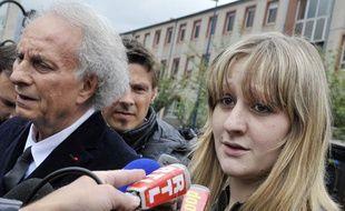 Cécile Bourgeon, mère de la petite Fiona et son avocat,Gilles-Jean Portejoie, lançait, le 16mai2013, un appel pour que l'on retrouve sa fille.