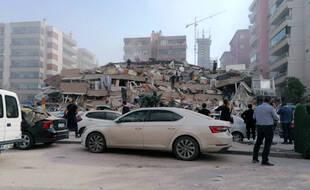 Un puissant séisme de magnitude 7 a secoué l'ouest de la Turquie vendredi 30 octobre 2020