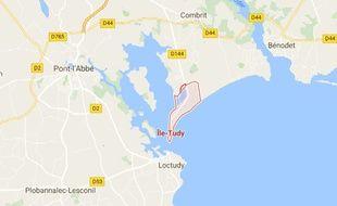 Le drame s'est déroulé cette nuit près de l'île Tudy dans le Finistère.