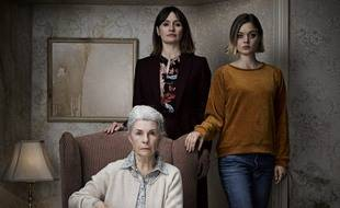 Robyn Nevin, Emily Mortimer et Bella Heathcote dans «Relic» de Natalie Erika James