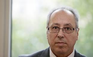 Albert Chennouf-Meyer, père d'Abel Chennouf, un des trois militaires tués par Mohamed Merah.
