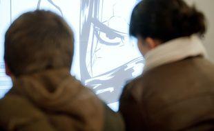 Mulhouse: Un projet de musée européen du manga (Illustration)