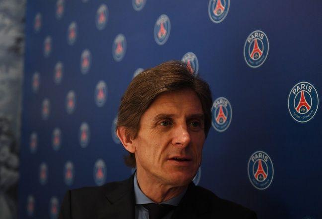 Frédéric Longuépée est un ancien dirigeant de PSG.