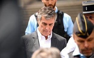 Jérôme Cahuzac a été condamné à 4 ans de prison, dont deux avec sursis, lors de son procès en appel en mai 2018.