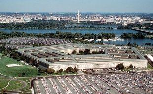 Illustration du Pentagone, le ministère de la Défense américain à Washington.