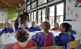 Les nouveaux rythmes scolaires sont déjà en place dans cette école de Lezennes (59).