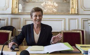 La préfète de Loire-Atlantique, Nicole Klein.
