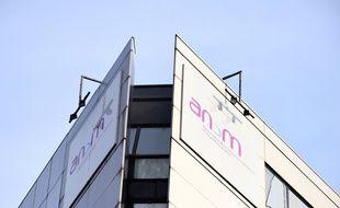 Le siège de l'Agence nationale du médicament, à Paris.