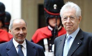 """Le chef du gouvernement italien Mario Monti a souhaité que l'Union européenne renforce comme prévu la discipline budgétaire de ses membres mais en l'inscrivant """"dans une approche durable de long terme"""" prenant aussi en compte la croissance"""