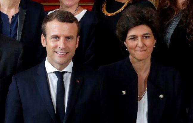 UE: Emmanuel Macron nommera un remplaçant à Goulard après le sommet européen
