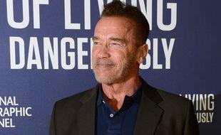Arnold Schwarzenegger à New York
