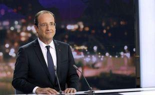 François Hollande a été regardé mardi soir sur France 2 par 6,23 millions de personnes lors de sa première interview en tant que président de la République, soit 24,3% de part d'audience, selon les chiffres de Médiamétrie.