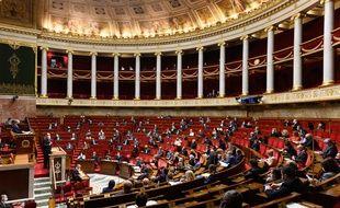 Les députés réunis à l'Assemblée nationale (image d'illustration).