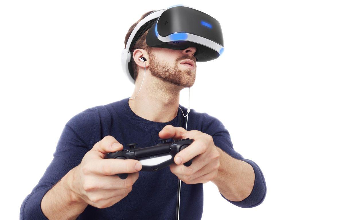 Le PlayStation VR, l'avenir du jeu vidéo ou juste d'avoir la classe en photo ? – Sony