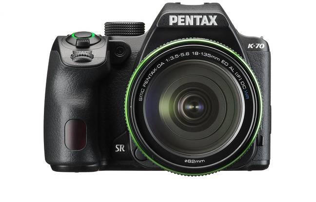 Le K-70 de Pentax: un petit Reflex dédié à la photo outdoor.