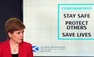"""""""C'est un incident extrêmement grave"""", a déclaré la Première ministre écossaise Nicola Sturgeon."""
