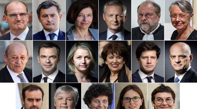 Gouvernement Castex Les Ministres Reconduits Les Transferts Les Nouveaux Ce Qu Il Faut Retenir De Ce Mercato