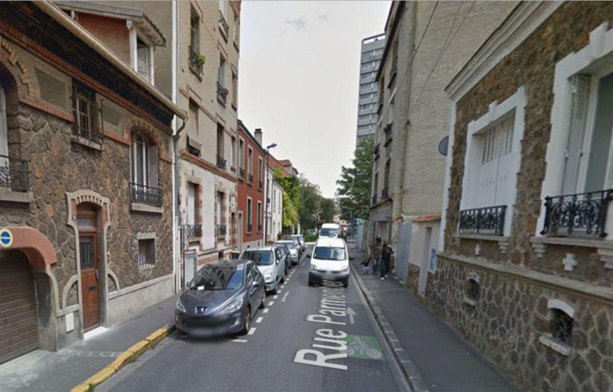 Une rue du Bas-Montreuil, l'un des quartiers sillonnés par Anaïs Collet pour son enquête «Rester bourgeois. Les quartiers populaires, nouveaux chantiers de la distinction». – Capture d'écran / Google Maps