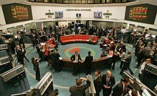 Le London Metal Exchange (LME), qui contrôle 80% des échanges de métaux dans le monde, a rejeté l'offre de rachat faite par l'opérateur boursier transatlantique NYSE Euronext, a indiqué mercredi à l'AFP une source proche du dossier.