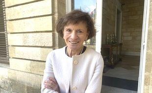 L'ancienne ministre Michèle Delaunay, lors de son dernier conseil de Bordeaux, le 2 mars 2020.