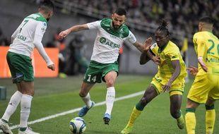 Nantes-Saint-Etienne, classique de la Ligue 1 ce dimanche à la Beaujoire.