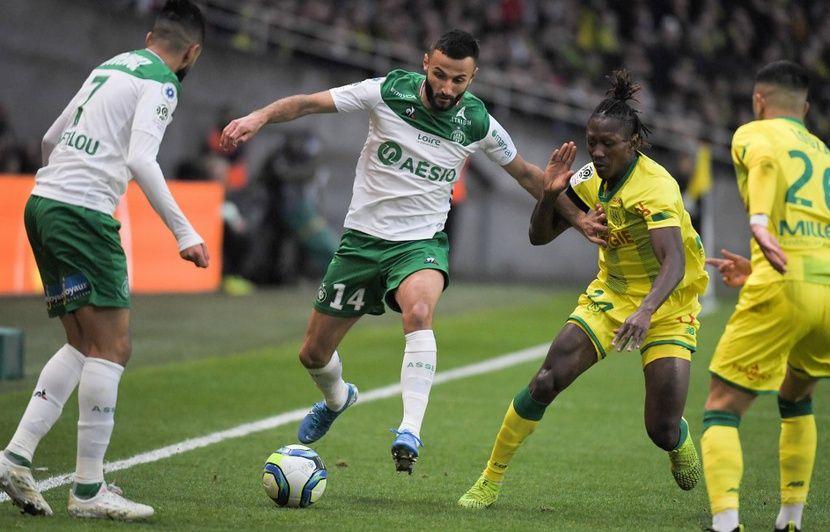 FC Nantes-ASSE : Rien ne va plus pour les Canaris, encore battus… Les Verts montent (provisoirement) sur le podium… Venez revivre ce match ici…