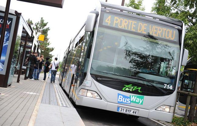 Nantes : Une nouvelle ligne de busway entre en service jeudi (la fréquence en moins)