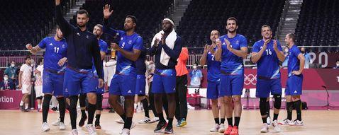 Les Bleus ont battu le Bahrein pour se qualifier pour les demi-finales des JO de Tokyo.