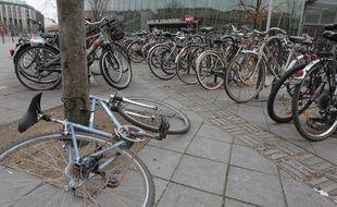 Strasbourg: La police donne l'alerte à ceux qui achètent un vélo sur Internet.