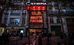 Brigitte Fontaine pour la réouverture de L'Olympia le 6 septembre 2020