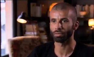 Nadir Dendoune, capture d'écran de TF1 le 28 juin 2009