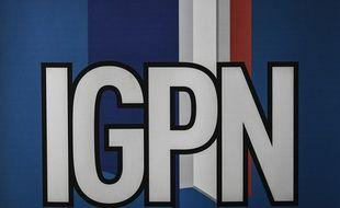 Le logo de l'IGPN (illustration).