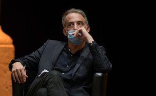 Raphael Glucksmann, à Blois, le 28 août 2020.