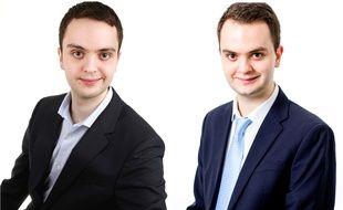 Sébastien et Nicolas Taupin